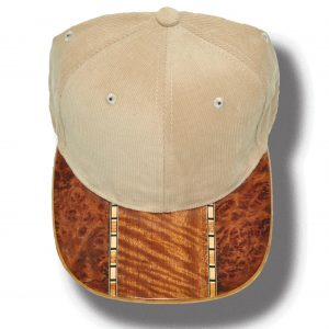 Regal Wood Brim Hat