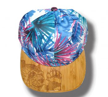 Solid Bamboo Brim